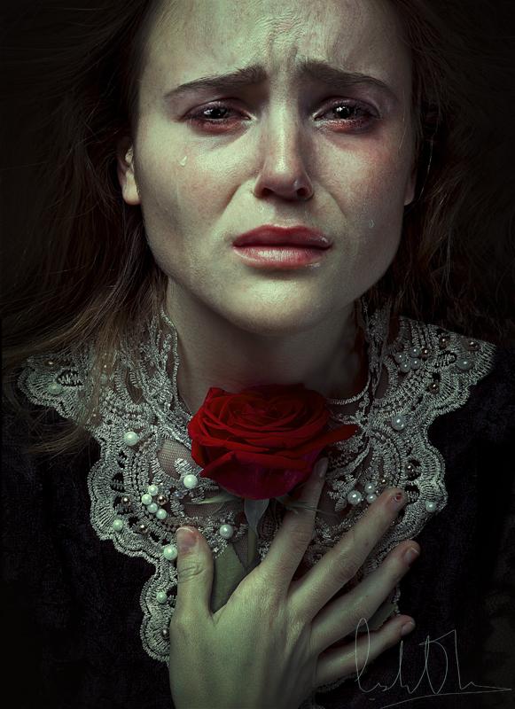 marceline's death. by Senju-HiMe