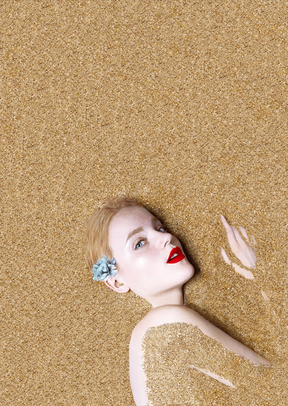sand grains. by Senju-HiMe