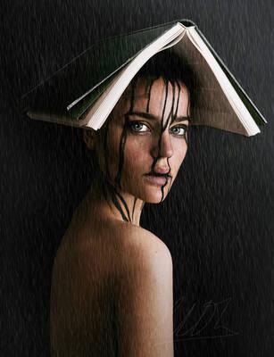 the wanderer. by cristina-otero