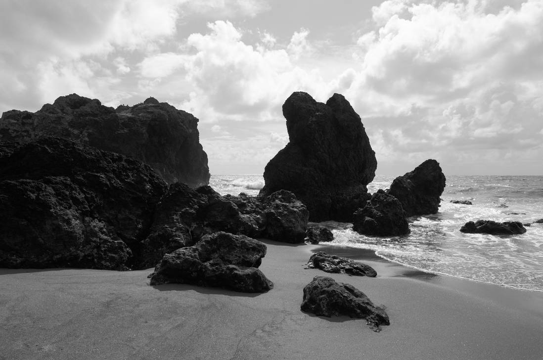 Rocks and Coast by joe279