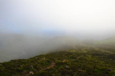 Acores foggy by joe279