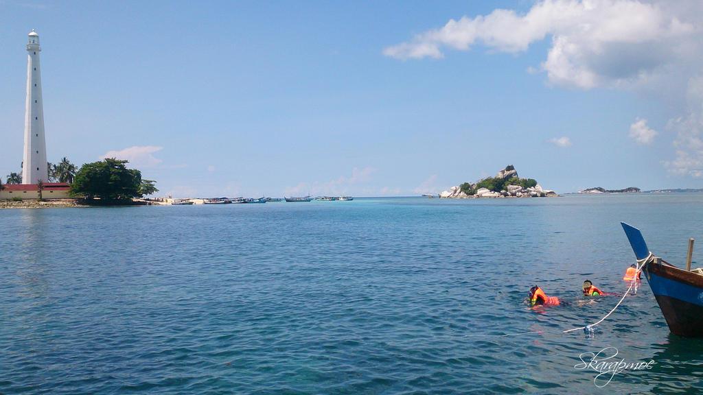 Snorkeling diving by muhadi65