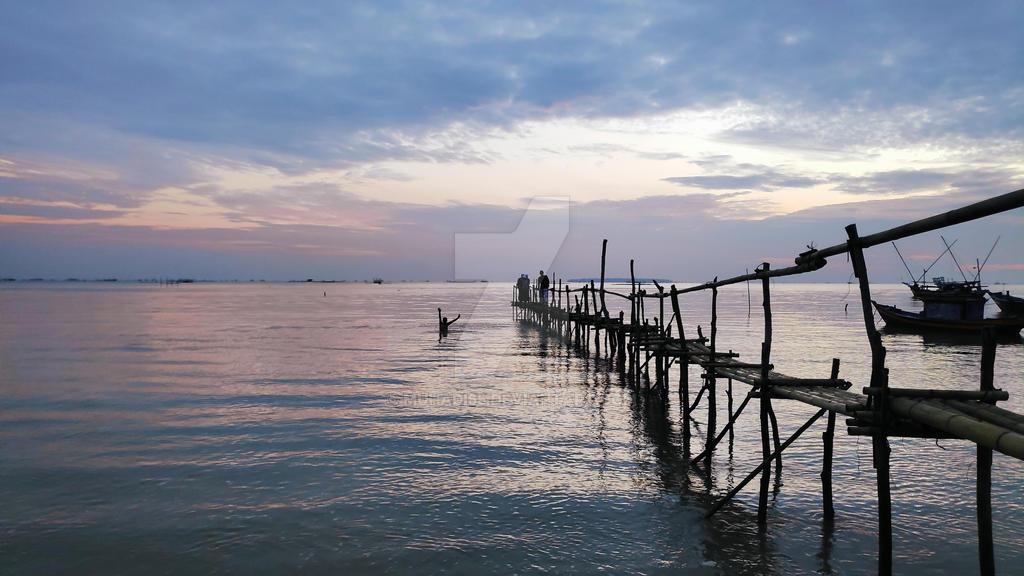 Sea by muhadi65