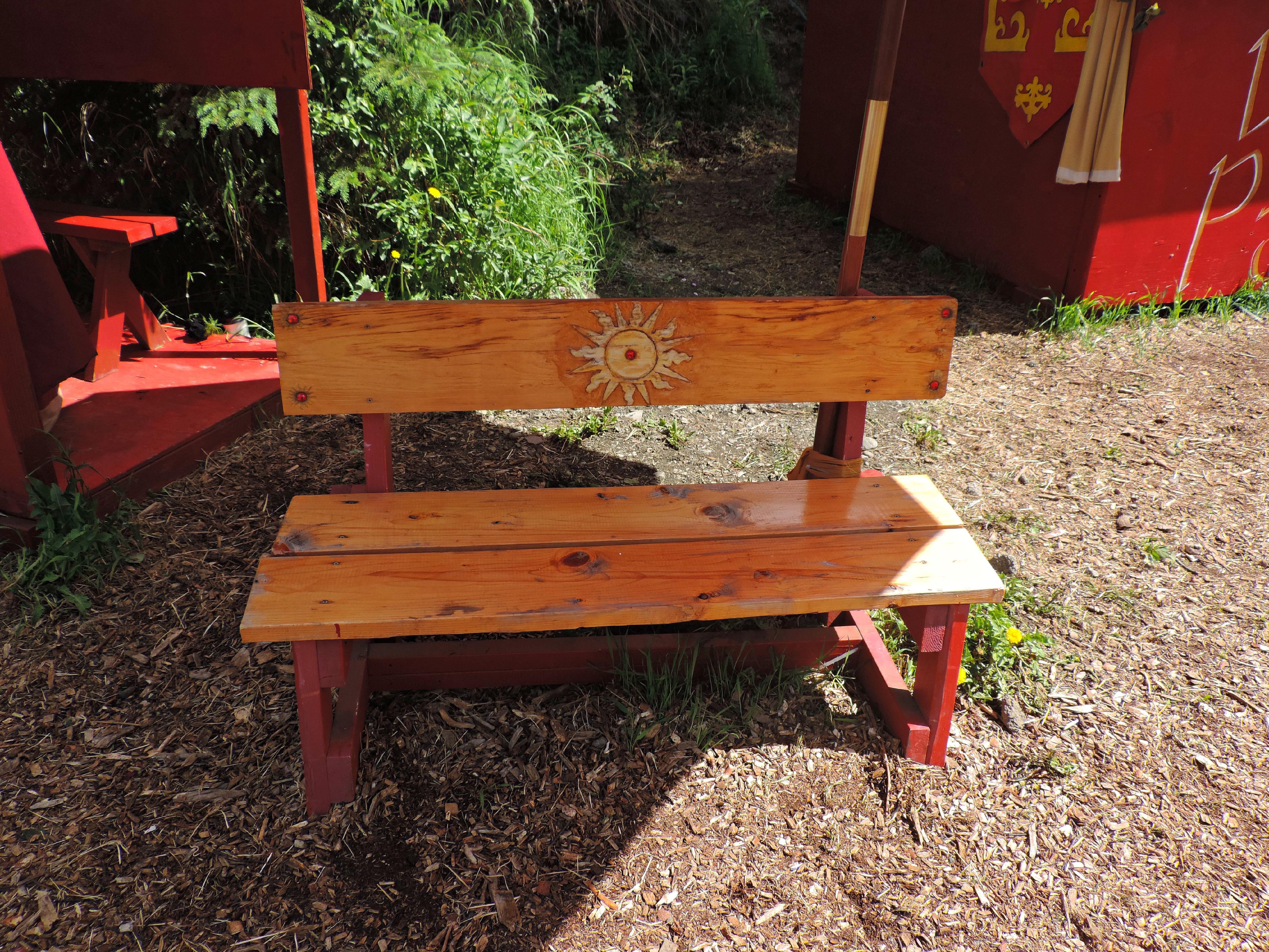 A seat under the sun by MakoBerryShortcake
