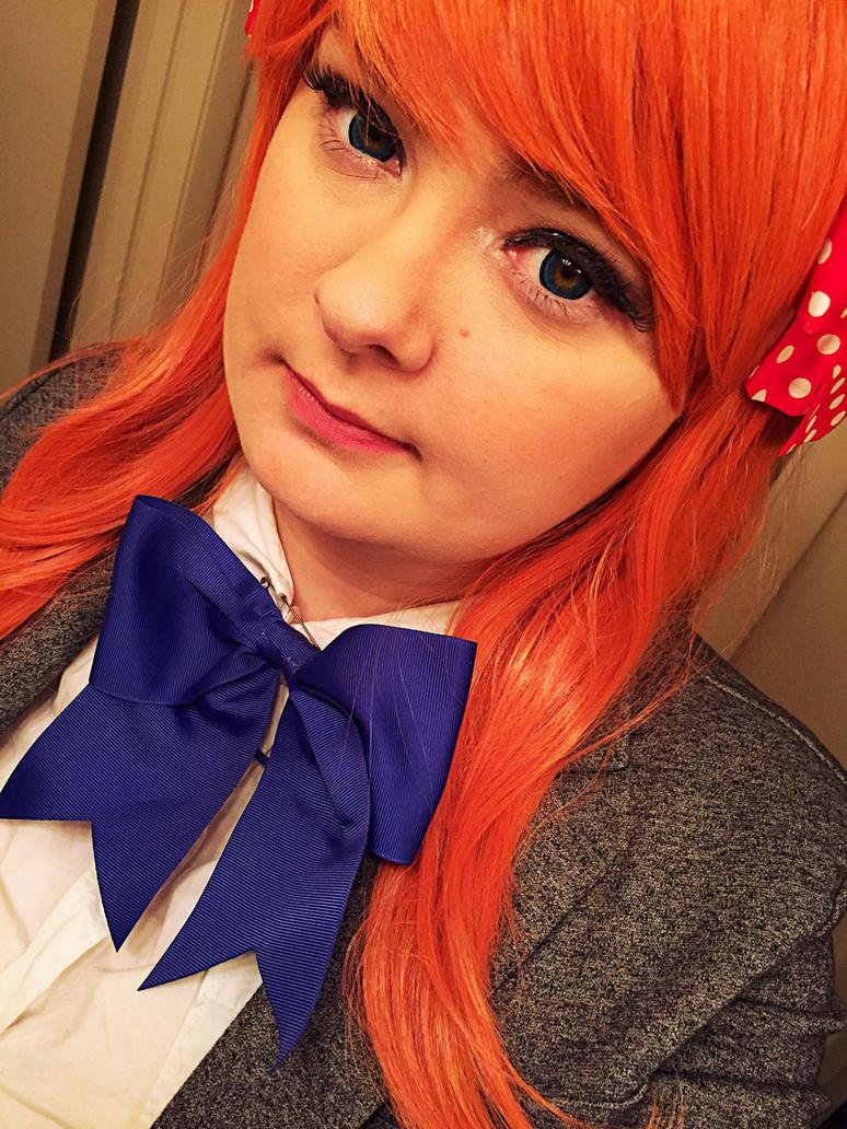 Sakura Chiyo Test 2 by MakoBerryShortcake