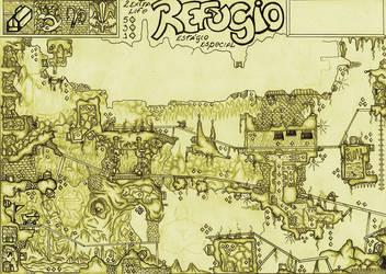 Refugio Estagio Especial 2 by Dionisante