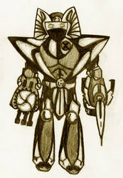 Rockman - Enemy Totsbolts