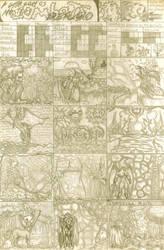 Papergame - Estagio de Confronto - Serie Refugio