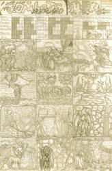 Papergame - Estagio de Confronto - Serie Refugio by Dionisante