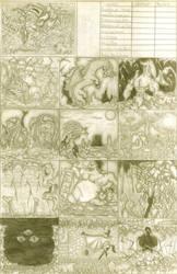 Papergame - Estagio de Confronto - Diversos by Dionisante