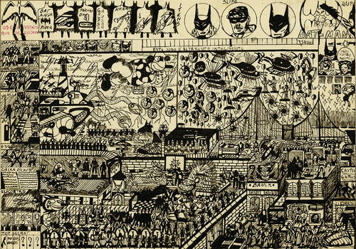 Papergame - Batman