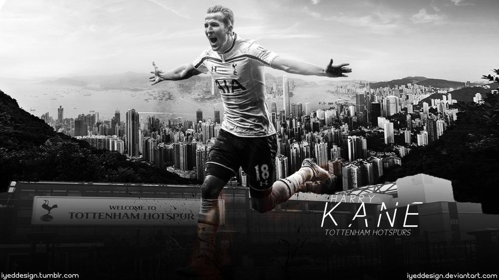 Harry Kane Tottenham Hotspurs Wallpaper 2014 2015 By