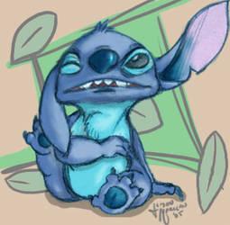 Itchy Stitch by niteshadepromise