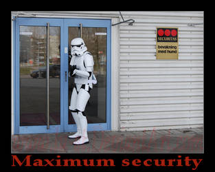 Maximum security by Lu-St