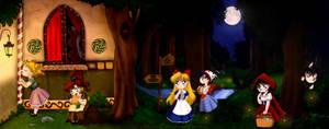 Children Nightmares - Sailor Moon