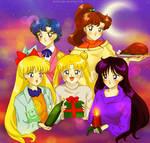 Sailor Moon - Merry Xmas!