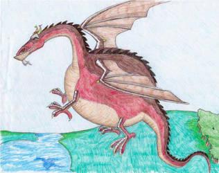 Flight of Dragons - Sm'rgol by starscream64