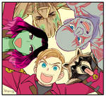 we are GotG!