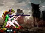 The guerilla, Armed ladys