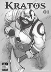 Kratos 01 by KentaArt