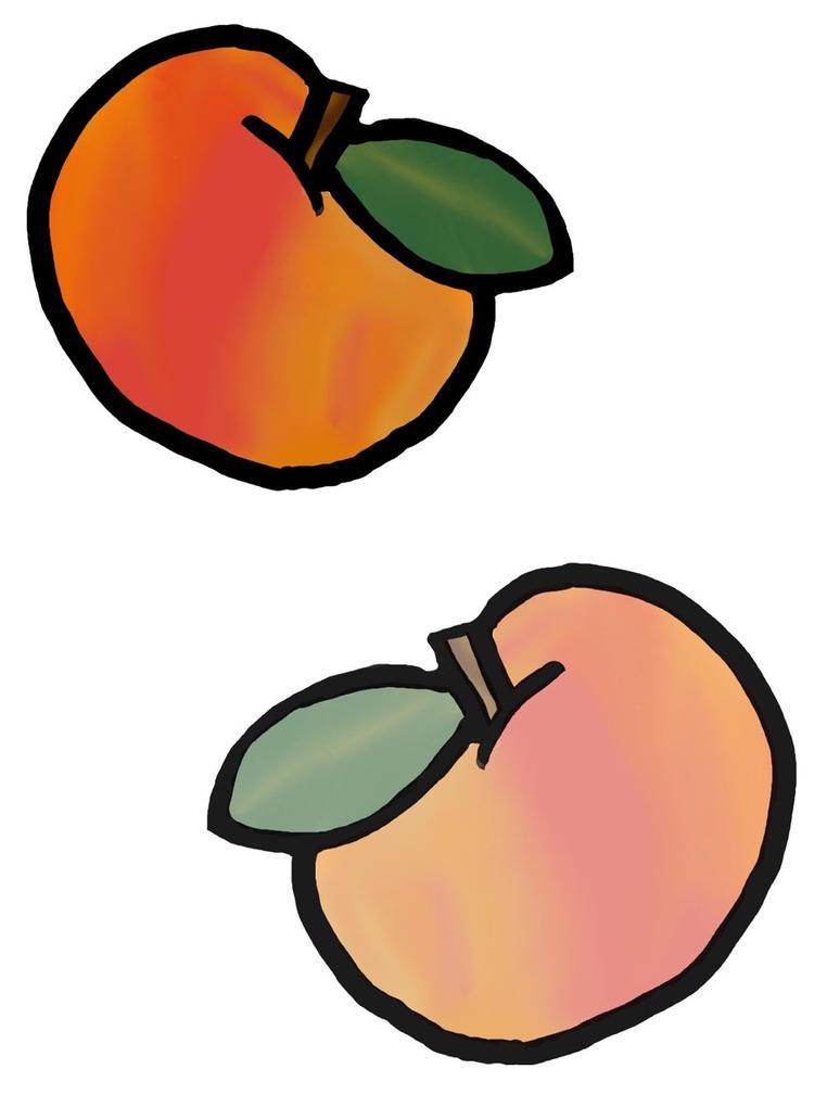 Peaches by xXMysticFlameXx