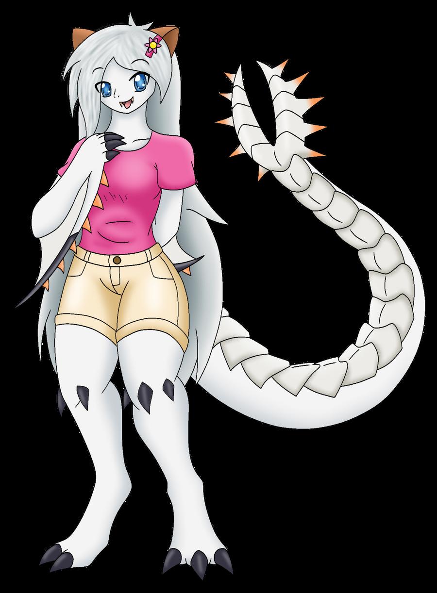 Geena Winterstorm by Kimerasaurus