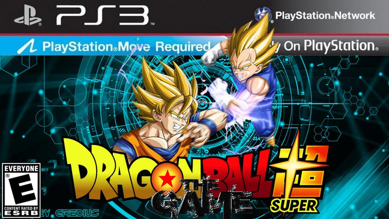 Dragon Ball Games For Ps3 : Ps fan cover dragon ball super the game by yannisonic on