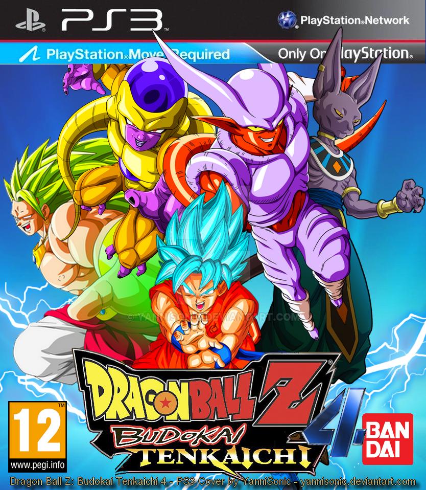 Dragon Ball Z Shin Budokai 5 PPSSPP _v[ES].iso + Settings