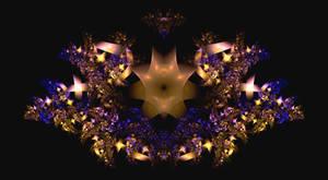 fantasy leaf bouquet