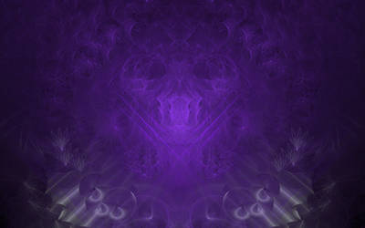 Purple by fractal2cry