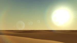 Land of Sand by Digital-Kebap