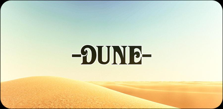 Dune Title by Digital-Kebap
