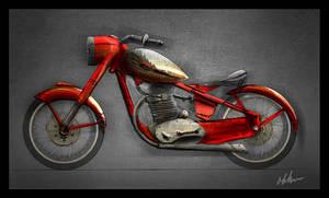 Jawa250s by Digital-Kebap
