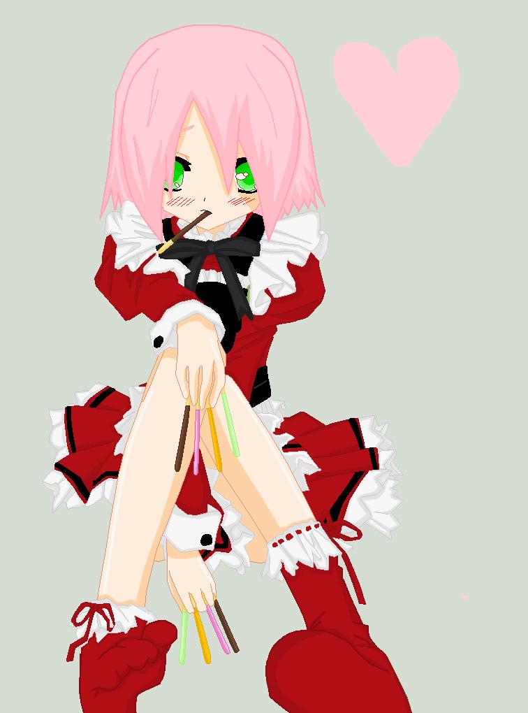 Sakura: Ourans Pocky Fetish by KissyMissy-Tainted-K