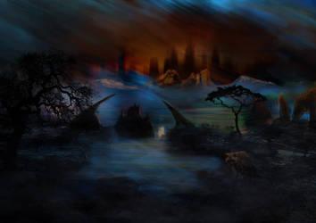 Flaming Sky [1]