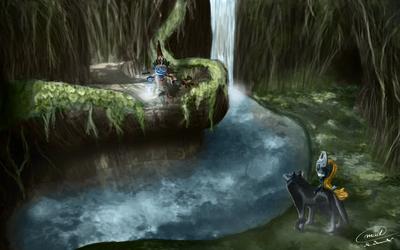 The Legend of Zelda: Twilight Princess Fan Art