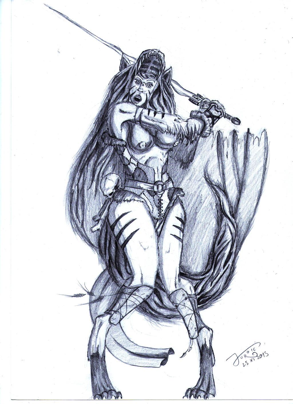 Female werewolf anime xxx galleries