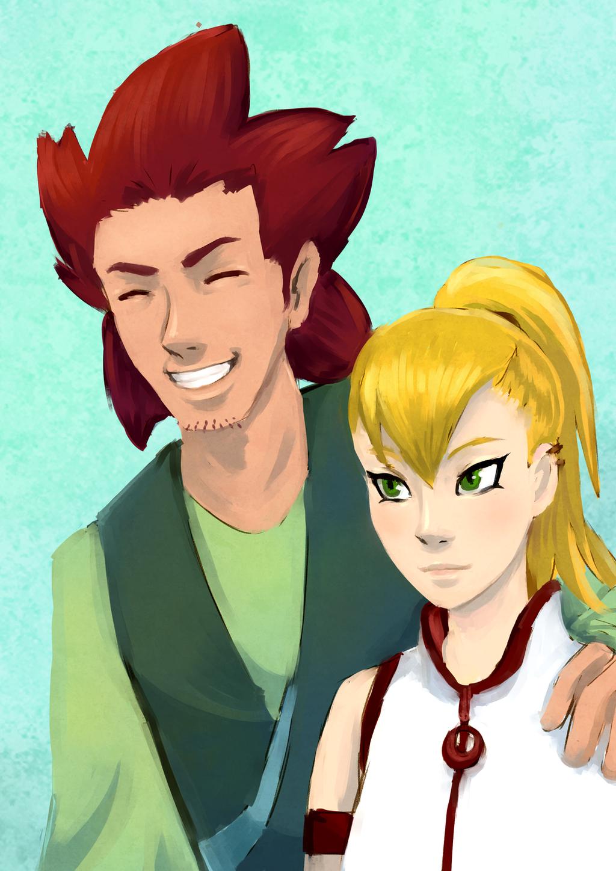 Sakura's Parents by ch...