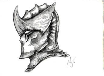 Helmet by 11nephilim