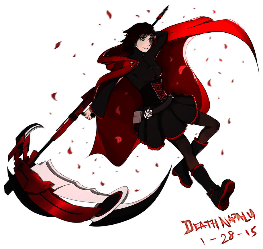 Ruby Rose by DeathNapalm