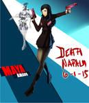 Commission: Maya Amano - Persona 4 Arena Ultimax
