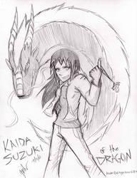 Kaida Suzuki of the Dragon