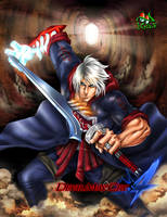 Nero Devil May Cry 4 by Jgass