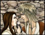 Labyrinth: Jareth and Sarah