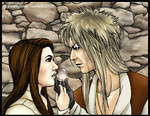 Labyrinth: Jareth and Sarah
