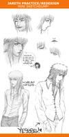 Jareth Sketches
