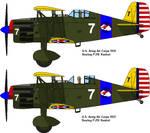 Boeing P-21E Kestrel Green