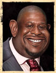Forest Whitaker by Noumier