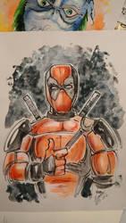 Deadpool by Noumier