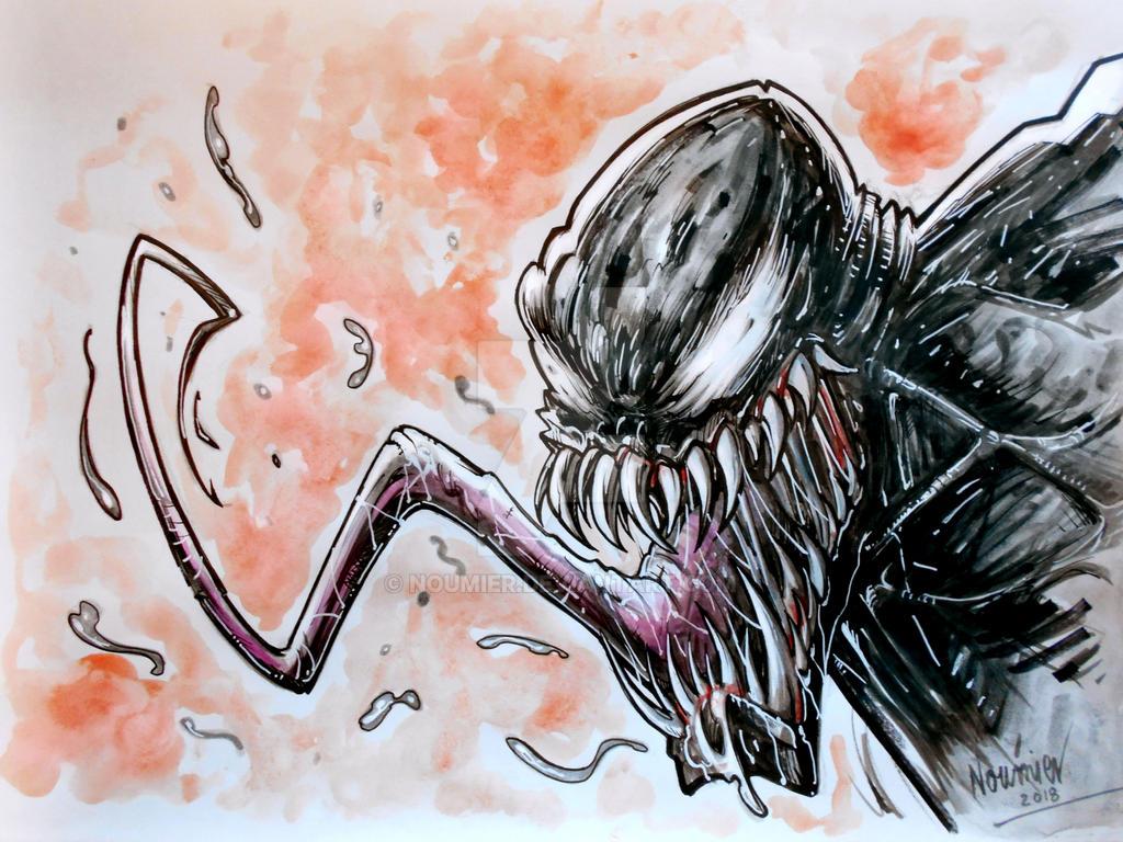 Venom by Noumier